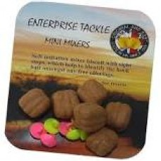 ENTERPRISE TACKLE MINi MIXERS WITH SIGHT STOPS.